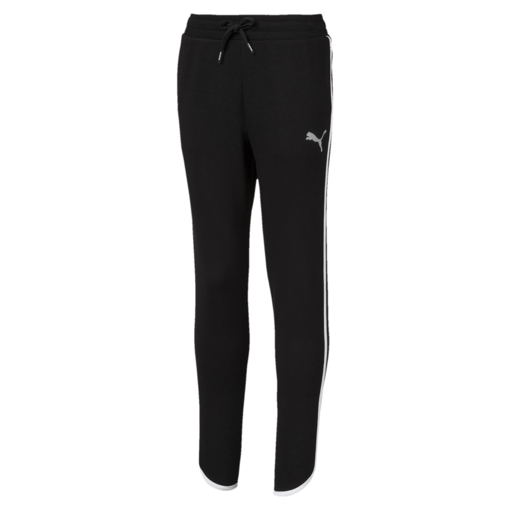 Image PUMA Alpha Girls' Sweatpants #1