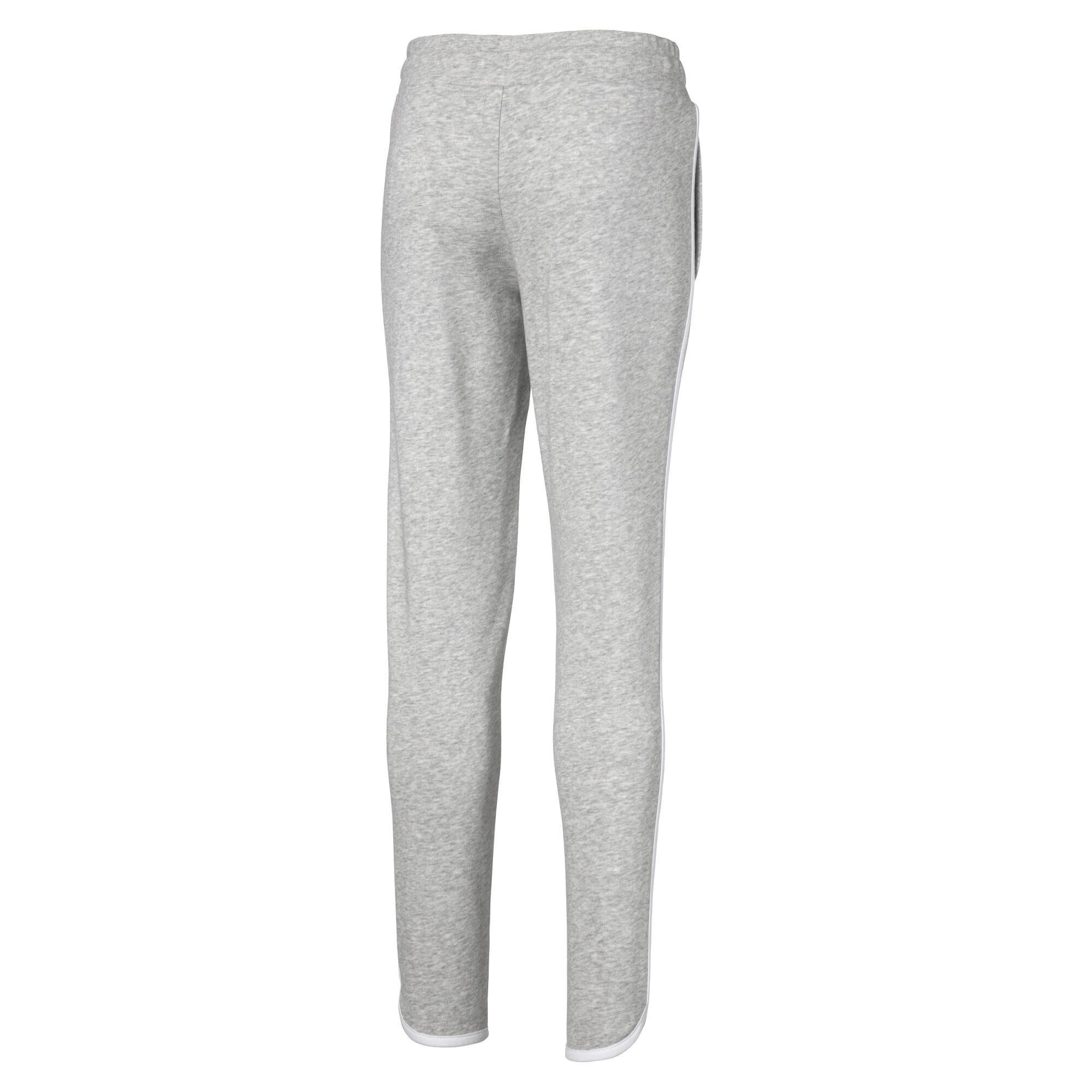 Image Puma Alpha Girls' Sweatpants #2