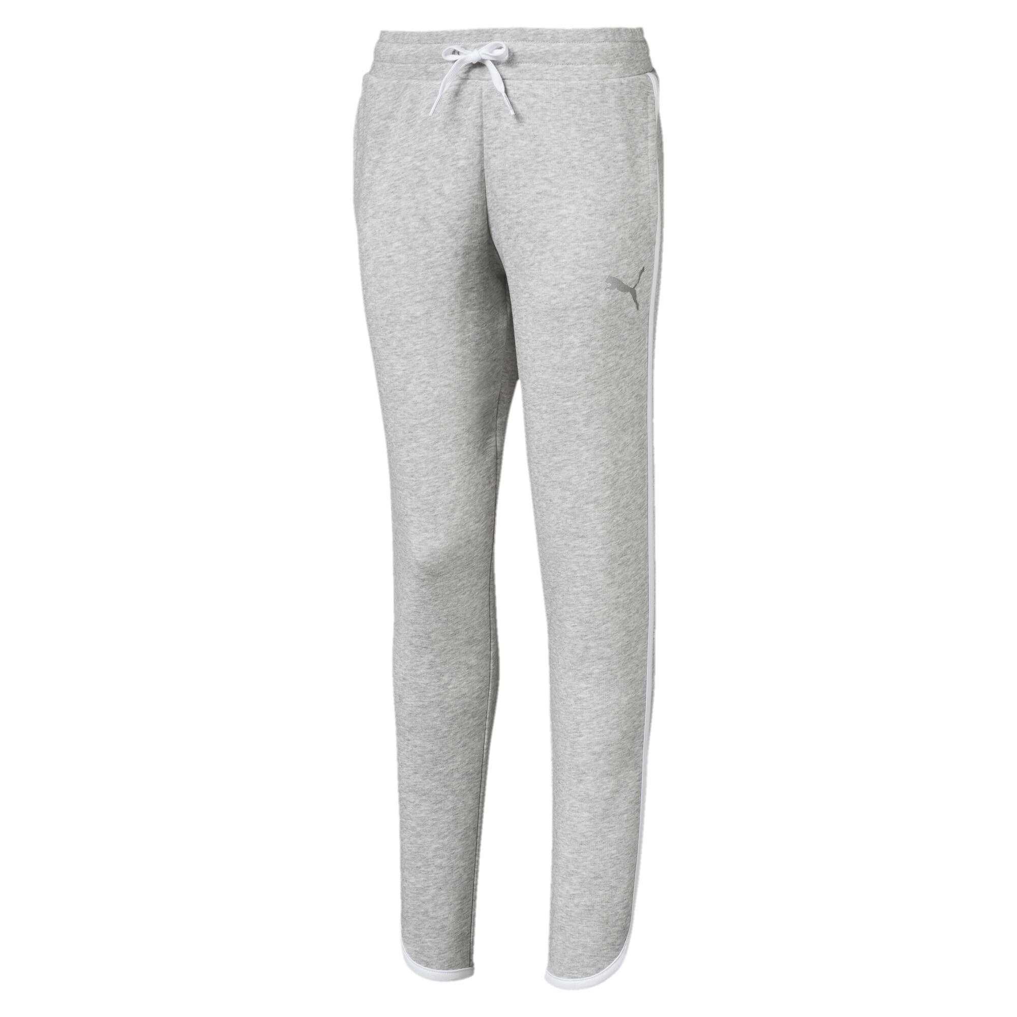 Image Puma Alpha Girls' Sweatpants #1