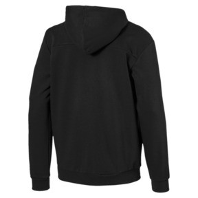 Thumbnail 5 of Modern Sports Hooded Men's Sweat Jacket, Puma Black, medium