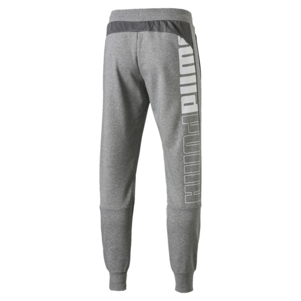 Modern Sports Pants, Medium Gray Heather, large