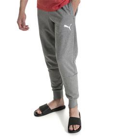 Thumbnail 1 van Modern sweatpants voor mannen, Medium Gray Heather, medium