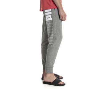 Thumbnail 2 van Modern sweatpants voor mannen, Medium Gray Heather, medium