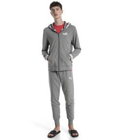Thumbnail 3 van Modern sweatpants voor mannen, Medium Gray Heather, medium