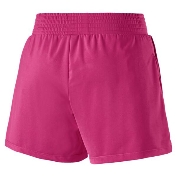 Soft Sports Women's Shorts, Fuchsia Purple, large