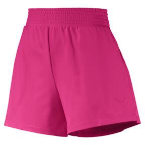 Thumbnail 1 of Soft Sports Women's Shorts, Fuchsia Purple, medium