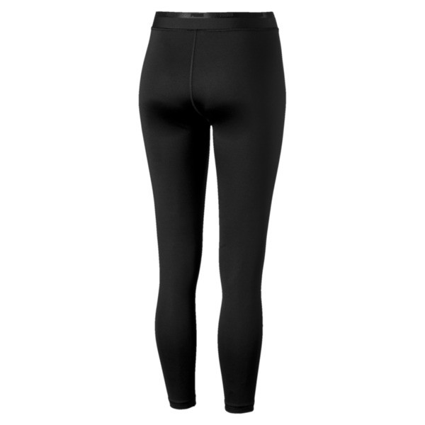 Soft Sports 7/8 Women's Leggings, Puma Black, large