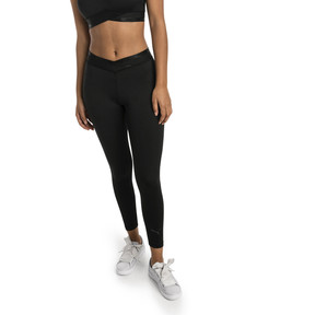 Thumbnail 1 of Soft Sports 7/8 Women's Leggings, Puma Black, medium