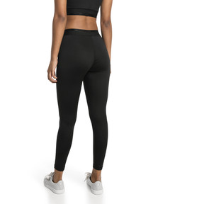 Thumbnail 2 of Soft Sports 7/8 Women's Leggings, Puma Black, medium
