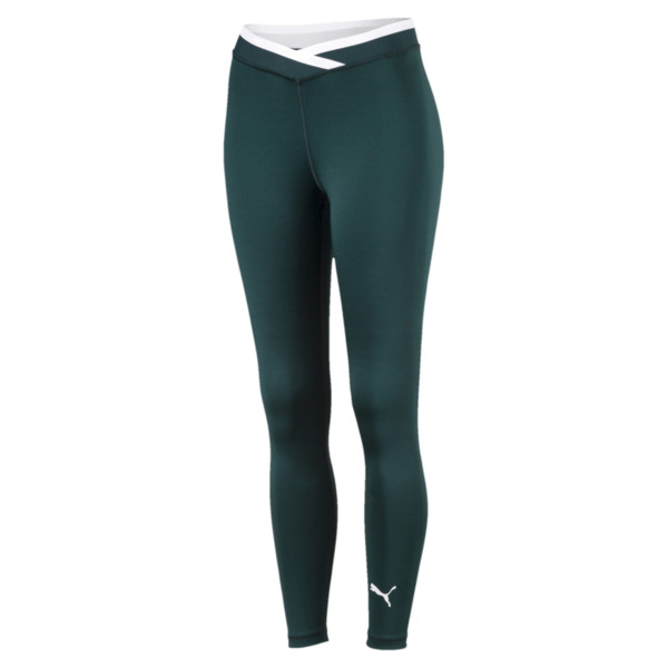 Soft Sports 7/8 Women's Leggings, Ponderosa Pine, large