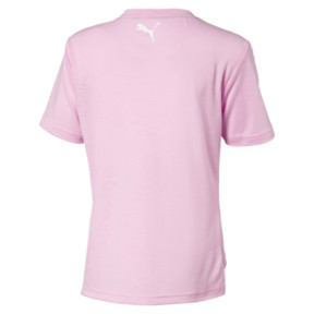 Thumbnail 2 of A.C.E. Girls' Tee, Pale Pink, medium