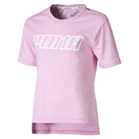Thumbnail 1 of A.C.E. Girls' Tee, Pale Pink, medium