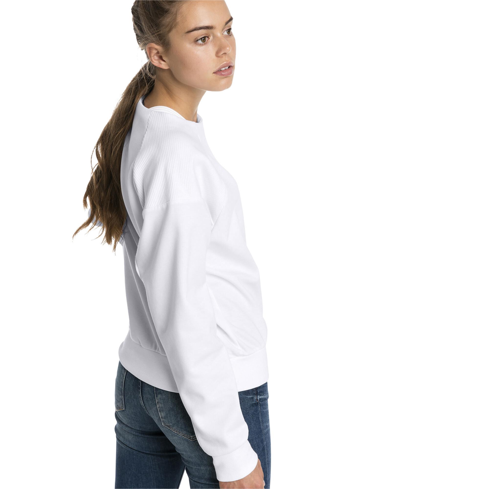 Image Puma Fusion Women's Sweater #2