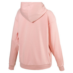 Thumbnail 5 of Fusion Women's Hoodie, Peach Bud, medium
