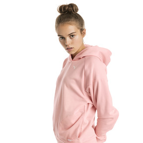 Thumbnail 1 of Fusion Women's Hoodie, Peach Bud, medium