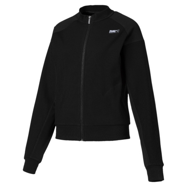 Fusion Jacket, Cotton Black, large
