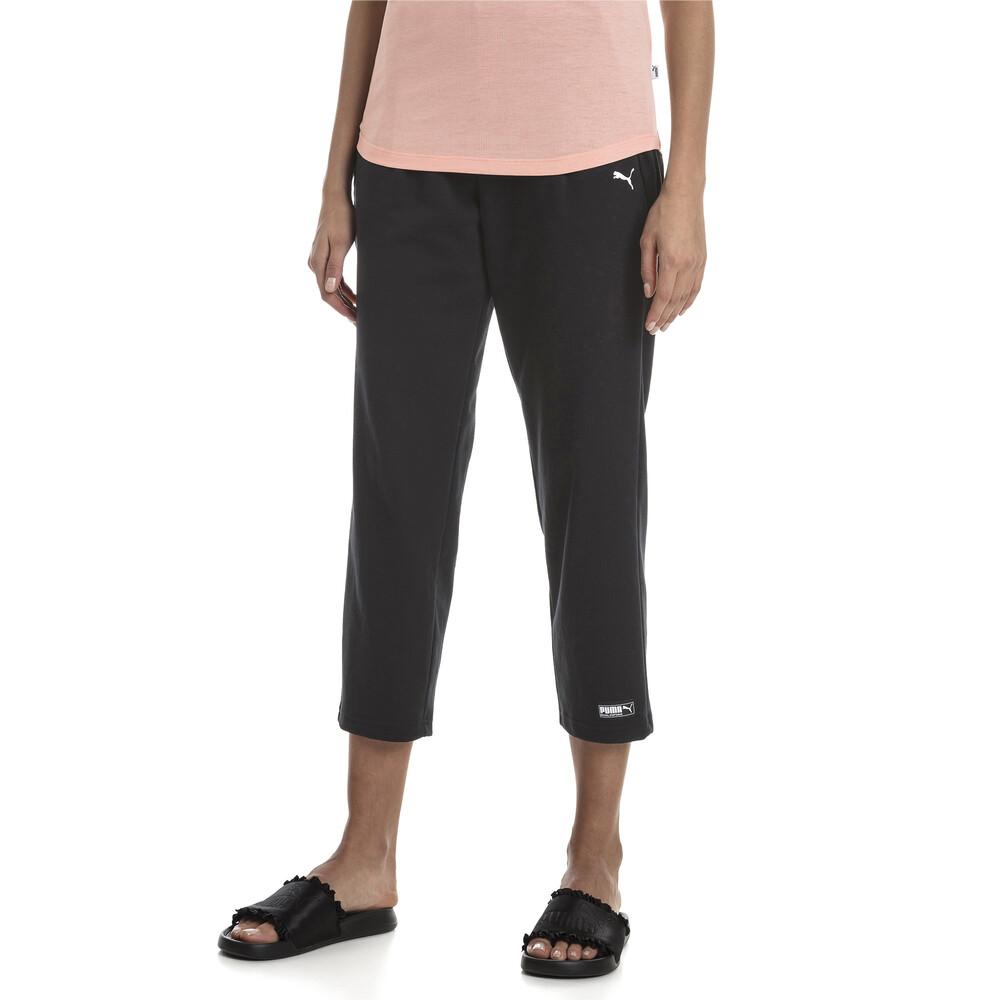 Image Puma Fusion Women's Sweatpants #2