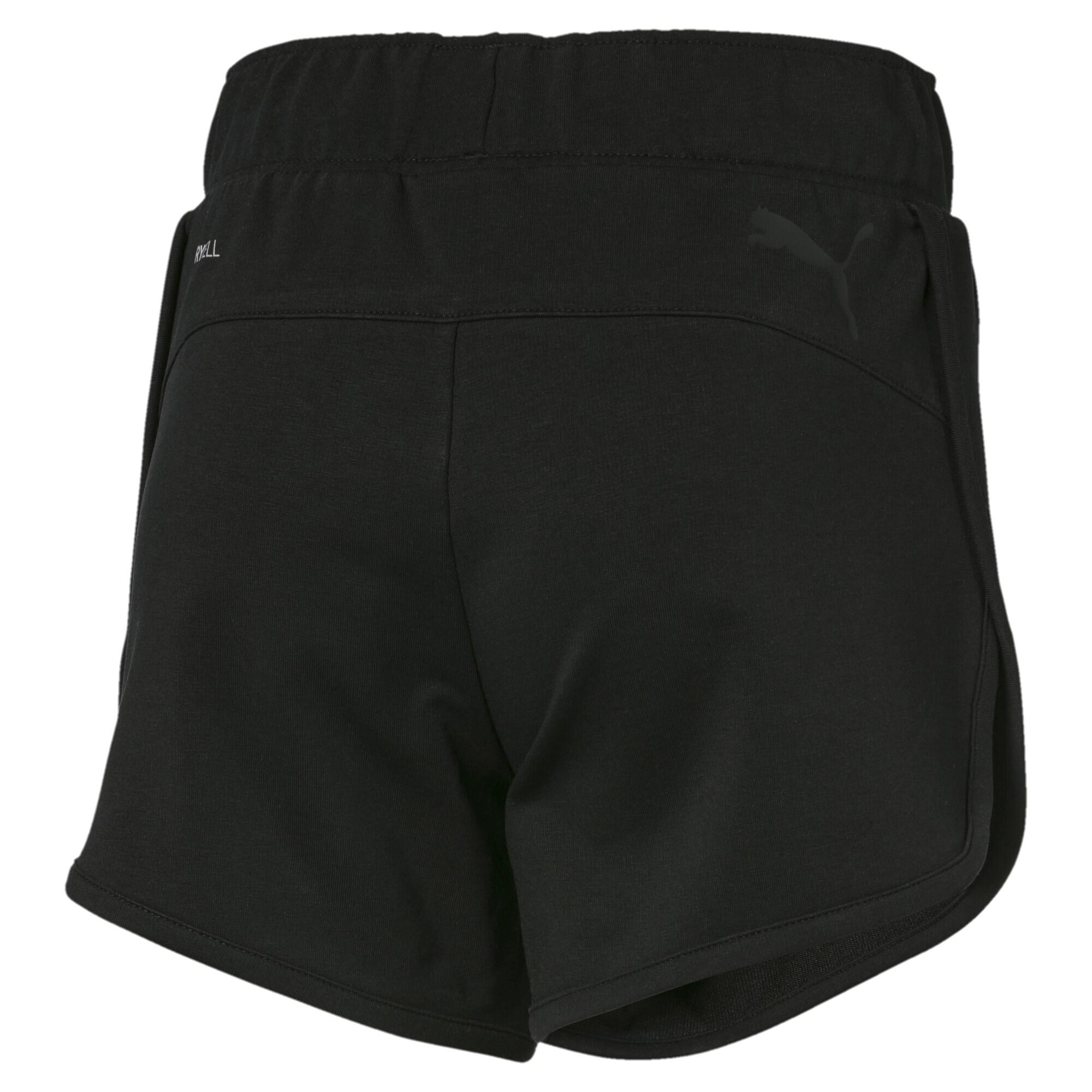 Image Puma A.C.E. Girls' Sweat Shorts #2