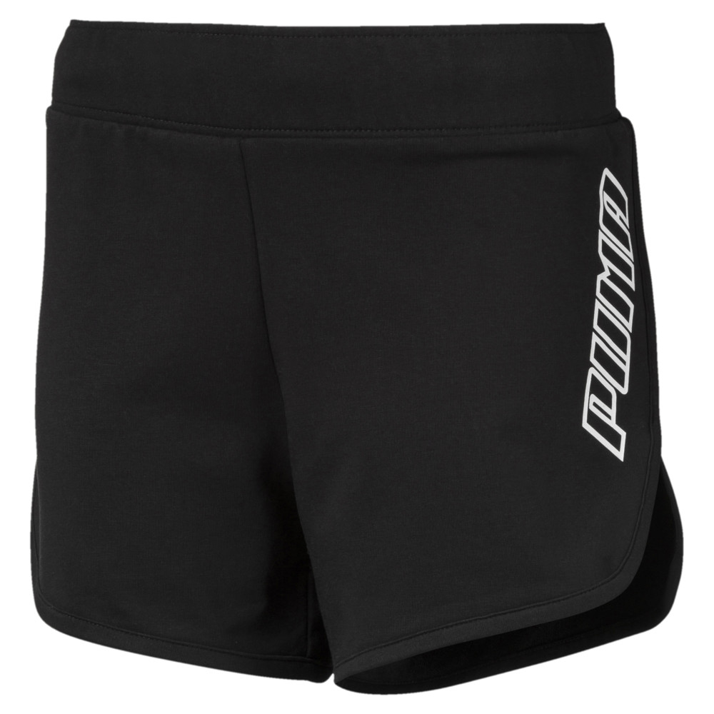 Image Puma A.C.E. Girls' Sweat Shorts #1