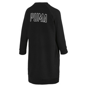 Thumbnail 5 of Athletics Damen Sweatkleid, Puma Black, medium