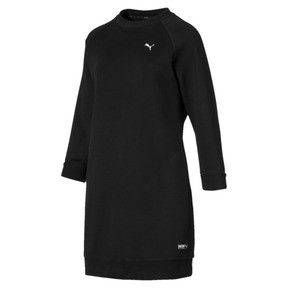 Thumbnail 4 of Athletics Damen Sweatkleid, Puma Black, medium