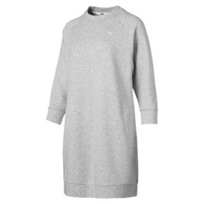 Thumbnail 4 of Athletics Women's Sweat Dress, Light Gray Heather, medium
