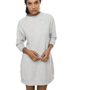 Thumbnail 1 of Athletics Women's Sweat Dress, Light Gray Heather, medium