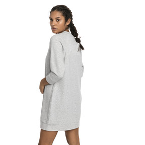 Thumbnail 2 of Athletics Women's Sweat Dress, Light Gray Heather, medium