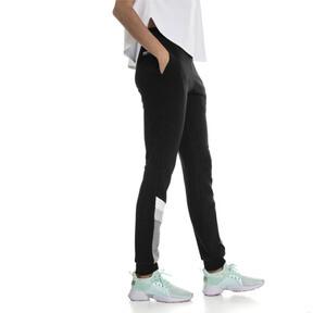 Thumbnail 2 of Athletics Women's Sweatpants, Cotton Black, medium