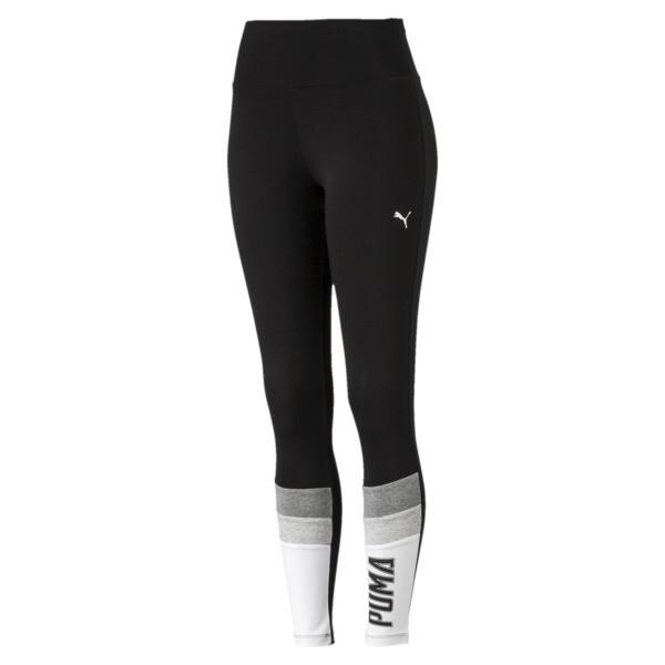 Collant Athletics pour femme, Cotton Black, large