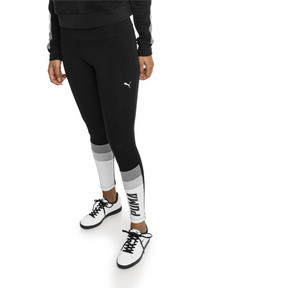 Thumbnail 1 of Athletics Women's Leggings, Cotton Black, medium