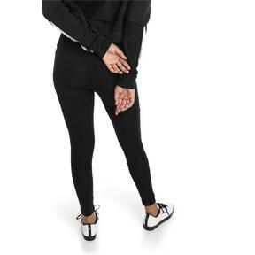 Thumbnail 2 of Athletics Women's Leggings, Cotton Black, medium