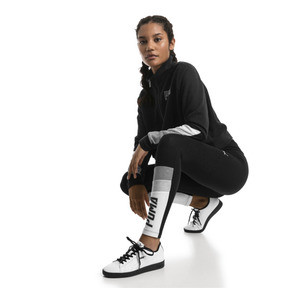 Thumbnail 3 of Athletics Women's Leggings, Cotton Black, medium