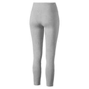 Thumbnail 5 of Athletics Graphic Women's Leggings, Light Gray Heather, medium