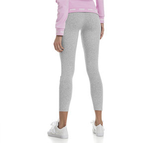 Imagen en miniatura 2 de Leggings de mujer Athletics, Light Gray Heather, mediana