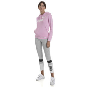 Imagen en miniatura 3 de Leggings de mujer Athletics, Light Gray Heather, mediana
