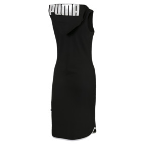 Thumbnail 5 of Summer Women's Dress, Cotton Black, medium