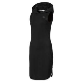Thumbnail 4 of Summer Women's Dress, Cotton Black, medium
