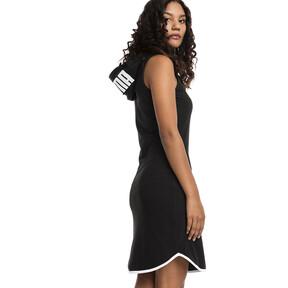 Thumbnail 2 of Summer Women's Dress, Cotton Black, medium