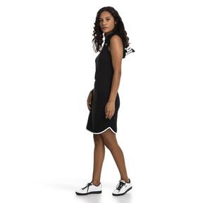 Thumbnail 3 of Summer Women's Dress, Cotton Black, medium