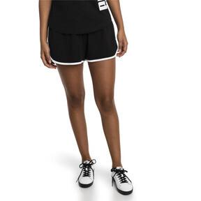 Thumbnail 1 of Summer Women's Shorts, Cotton Black, medium