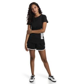 Thumbnail 3 of Summer Women's Shorts, Cotton Black, medium