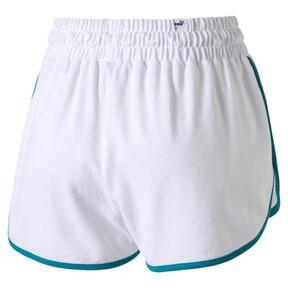 Thumbnail 3 of Women's Summer Shorts, Puma White, medium