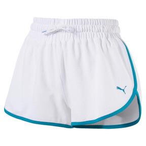Thumbnail 2 of Women's Summer Shorts, Puma White, medium
