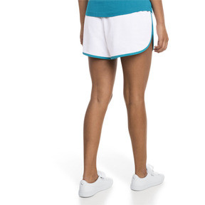 Thumbnail 2 of Summer Women's Shorts, Puma White, medium