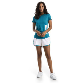 Thumbnail 3 of Summer Women's Shorts, Puma White, medium