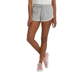 Thumbnail 2 of Women's Summer Shorts, Light Gray Heather, medium