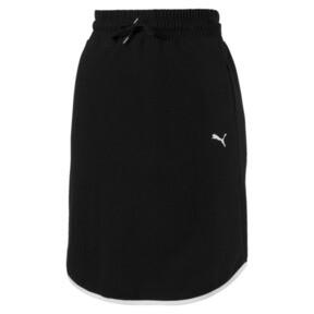 Thumbnail 4 of Women's Summer Skirt, Cotton Black, medium