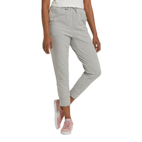 Thumbnail 2 of Women's Summer Pants, Light Gray Heather, medium