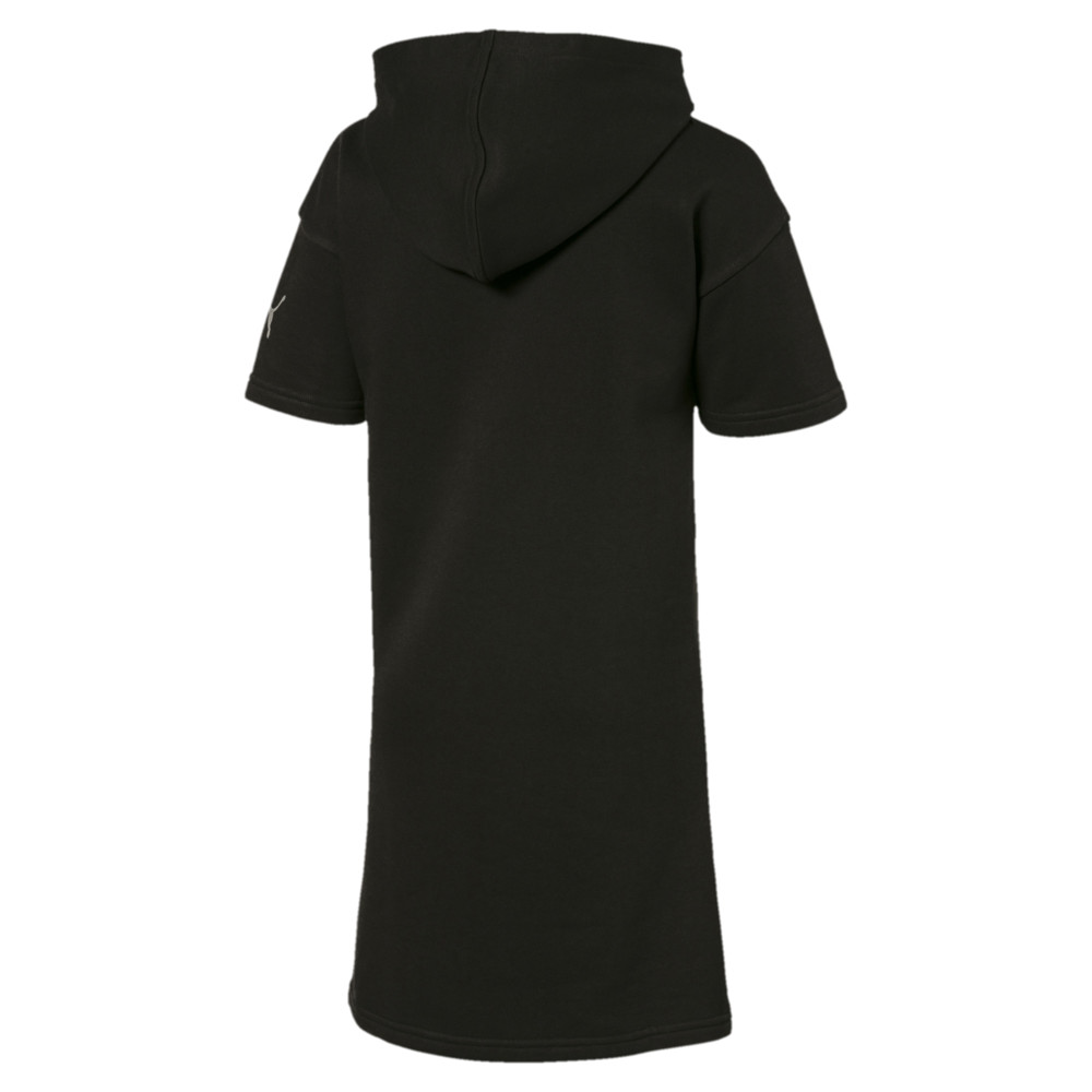 Изображение Puma Детское платье Alpha Hooded Sweat Dress #2